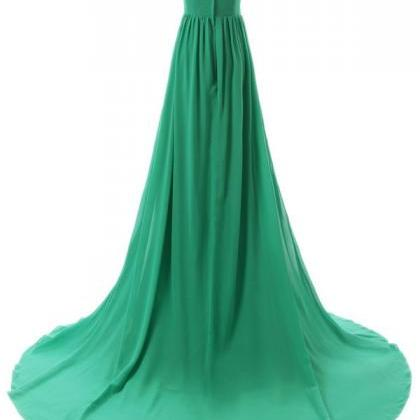 Green Prom Dresses,Real Photo Prom ..