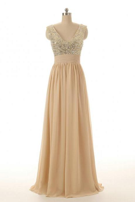 Grandiose Sequins Prom Dresses - Luulla