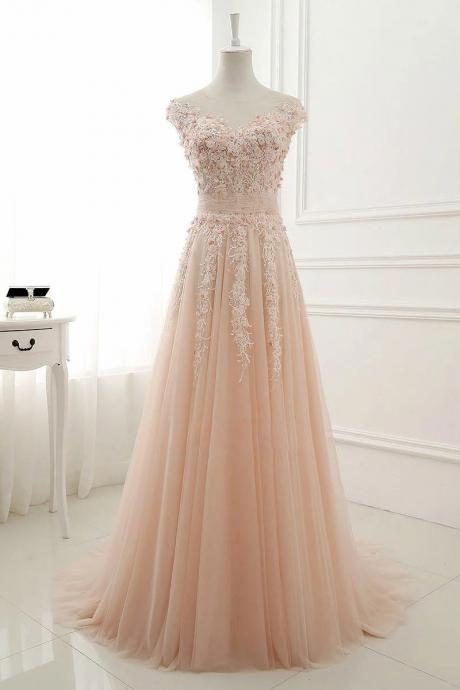 Lace Prom Dresses,Prom Dress 2018,Formal Dress,Evening Gowns