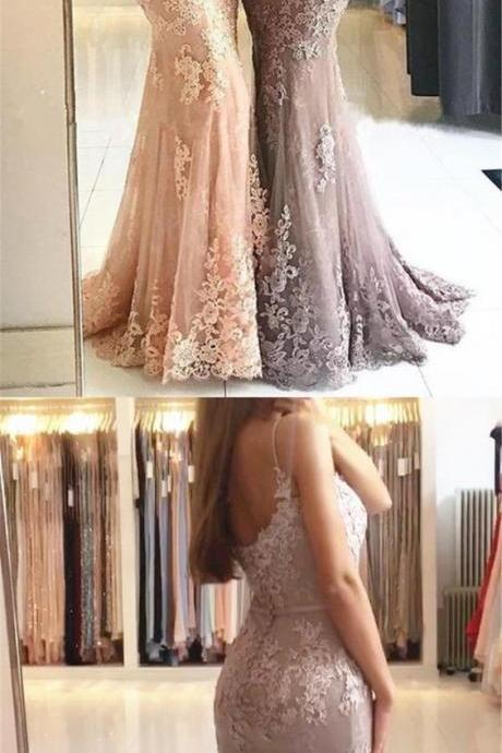 Pretty Sweetheart Mermaid Prom Dress,Custom Made Evening Dresses 2018,Formal Gowns,Banquet Dress,Party Gowns