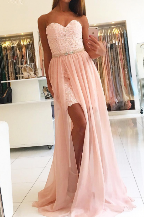 Lace Prom Dresses,Mermaid Prom Dress,Prom Dress 2019,Evening Gowns,Formal Dress,Banquet Dress