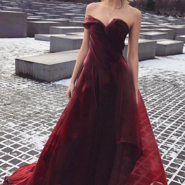 Sweetheart Prom Dresses,Prom Dress 2018,Evening Gowns,Women Formal Dress,Celebrity Dress